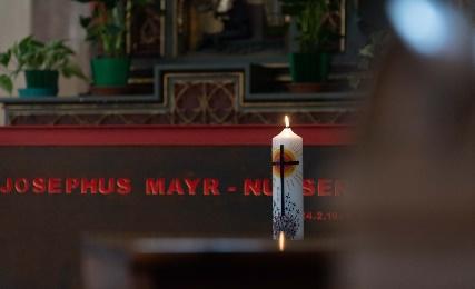 Bischof Muser: Corona-Pandemie als aufrüttelnde Chance nützen
