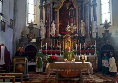 Gelungener Pfarreinstand